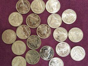 เหรียญ 2 บาท ปี 2548