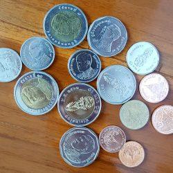เหรียญกาาปณ์หมุนเวียน ร.9-ร.10
